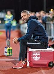 Marco Rose ist einer der gefragtesten Trainer Europas. (Bild: Keystone, Schwaz, 26. September 2018)