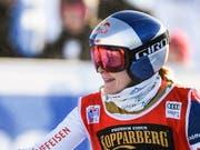 Die Schweizer Skicrosserin Fanny Smith steht nach ihren Saisonsiegen 5 und 6 kurz vor dem Gewinn des Gesamt-Weltcups (Bild: KEYSTONE/EPA TT NEWS AGENCY/PONTUS LUNDAHL)