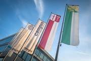 Die Pädagogische Hochschule Thurgau in Kreuzlingen. (Bild: Reto Martin)