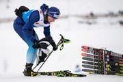Nathalie von Siebenthal will nach der Saison pausieren. (Peter Schneider/KEY)