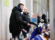 Fabio Schumacher muss mit seinem Team in die Platzierungsrunde. (Bild: Stefan Kaiser (Zug, 24. Februar 2019))