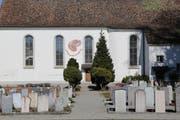 Bis die Kirche in alter Pracht erstrahlt, dürfte es noch eine Weile dauern. (Bild: mac)