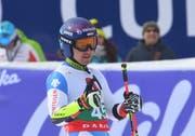 In Oberjoch bestreitet Cédric Noger am Donnerstag sein nächstes Rennen. Er ist Mitglied des Skiclubs Speer Ebnat-Kappel. (Bild: Keystone / Georgi Licovski)