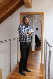 Stefan Weibel (Bild: Martin Rechsteiner)