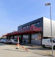 Einer statt viele: Am neuen Standort der Kanalprofis GmbH in Mörschwil ist alles an einem Ort. (Bild: mac)