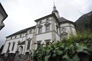 Der Männerchor Harmonie tritt am Sonntag, 3. März, in der Altdorfer Pfarrkirche St. Martin auf. (Bild: Urs Hanhart, Altdorf, 12. Juni 2019)