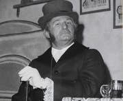 Willi Hermann (1907-1977). (Bild: Archiv Südkurier)