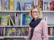 Andrea Bleiker ist Verkaufsleiterin und Schriftstellern. (Bild: Sascha Erni)
