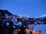 Teures Pflaster: Die Mieten in St. Moritz sind zum Teil höher als in Zürich. (Bild: KEYSTONE/APA/BARBARA GINDL)