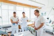 Im Kantonsspital Uri wird grosser Wert auf einen sorgfältigen Einsatz von Antibiotika gelegt. (Bild: PD)