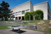 Der Verkauf des alten Grundstücks soll den Schulhausneubau mitfinanzieren. (Bild: Benjamin Manser, 2. Juni 2017)
