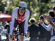 Der Auftakt der 83. Tour de Suisse mit einem Einzelzeitfahren in Langnau im Emmental ist auf Stefan Küng zugeschnitten (Bild: KEYSTONE/APA/APA/HERBERT NEUBAUER)
