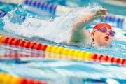 An den Sommerspielen finden auch Schwimmwettbewerbe statt. (Bild: PD)