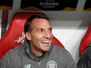 Brendan Rodgers freut sich auf seine Rückkehr in die Premier League (Bild: KEYSTONE/AP/JENS MEYER)