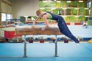 Die Krise im Regionalen Leistungszentrum Ostschweiz, das junge Turntalente aufs Schweizer Kader vorbereitet, ist auf die Männerabteilung übergeschwappt. (Bild: Benjamin Manser)