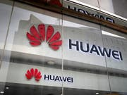 Huawei wehrt sich gegen Vorwürfe, sich an Datenspionage zu beteiligen. (Bild: KEYSTONE/AP/ANDY WONG)