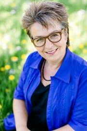 Kolumnistin Blanca Imboden.