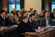 Das Wahlverfahren gibt nicht nur im Landrat, sondern auch bei der Jungen SVP Uri zu reden. (Bild: Urs Hanhart, Altdorf, 13. Februar 2019)