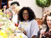 Hat mit der für Diätprogramme bekannten US-Firma Weight Watchers nicht nur Gewicht sondern auch Geld verloren: die Talkshow-Moderatorin und Grossaktionärin Oprah Winfrey. (Bild: KEYSTONE/AP Invision/MATT SAYLES)