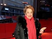 Langjähriges Engagement für den Film: die Bernerin Beki Probst erhält den Ehrenpreis des Schweizer Filmpreises. (Bild: KEYSTONE/EPA/HAYOUNG JEON)