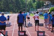 Bild vom Leichtathletik-Wettbewerb bei den letzten Sommerspielen in Genf. (Bild: PD)