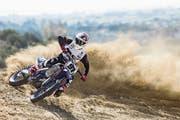 Jeremy Seewer bringt alles mit, um dereinst Motocross-Weltmeister in der wichtigsten Rennserie zu werden. (Bild: Juan Pablo Acevedo)
