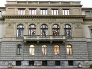 Die jungen IS-Reisenden mussten sich vor dem Winterthurer Bezirksgericht verantworten. (Bild: KEYSTONE/WALTER BIERI)