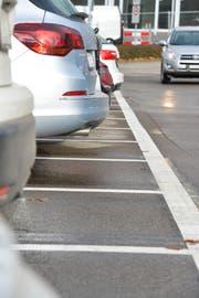Geht es nach dem Stadtrat soll parkieren in Wil auch in Zukunft etwas kosten. (Symbolbild: Donato Caspari)