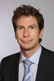 Professor Bernhard Rütsche. (Bild: PD)