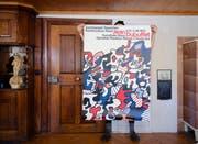 Ein weiteres Meisterstück von Jean Dubuffet. (Bild: Felix Boekamp)
