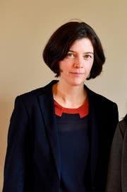 Rechtsanwältin Bettina Surber. (Bild: Regina Kühne)
