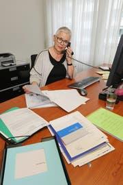 Katharina Landolf hat die Ombudsstelle bis Ende 2018 geleitet. (Bild: Daniel Frischherz)