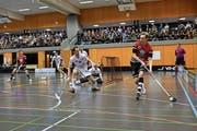 Tatu Eronen kommt langsam in Playoff-Form. (Bild: Simon Abächerli)