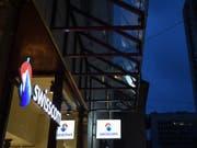 Hauchdünn hat es der Swisscom gerreicht: Sie liegt im Connect-Test vor Sunrise (Archivbild). (Bild: KEYSTONE/MELANIE DUCHENE)