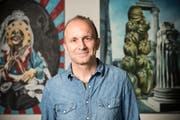 Christof Huber, Geschäftsführer der Open Air Kino Cinar AG. (Bild: Mareycke Frehner)