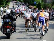 Zürich und Bern kämpfen um die Austragung der Rad-WM 2024. Der Radsportverband Swiss Cycling wird den Entscheid fällen. (Bild: KEYSTONE/JEAN-CHRISTOPHE BOTT)