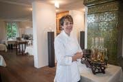 Bernadette Lisibach von der «Neuen Blumenau» in Lömmenschwil. (Bild: Ralph Ribi)