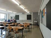 Blick in ein Klassenzimmer. (Archivbild: Luzerner Zeitung)