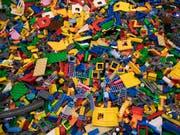 In der Schweiz wird Lego neu von einer ehemaligen L'Oréal-Managerin geführt. (Bild: KEYSTONE/ADRIEN PERRITAZ)