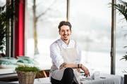 Der 28-jährige Mario Garcia führt während zwei Monaten das Pop-Up-Restaurant «Lido by Mario Garcia». (Bild: PD)