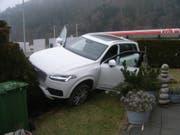 So präsentierte sich die Unfallstelle. (Bild: Kapo Uri)