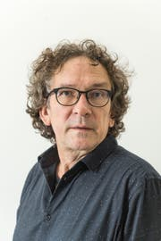 Künstler und Verleger Josef Felix Müller. (Bild: Hanspeter Schiess)