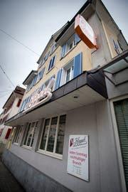 Die Konditorei-Confiserie Köppel in Romanshorn wurde unbestimmte Zeit geschlossen. (Bild: Reto Martin)