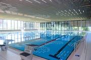 Dank des Ägeribads können auch Menzinger Kinder schwimmen lernen. (Bild: Maria Schmid (Oberägeri, 20, September 2018 ))