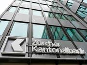 Die Zürcher Kantonalbank hat den Gewinn 2018 um 1 Prozent auf 788 Millionen Franken gesteigert. (Bild: KEYSTONE/WALTER BIERI)