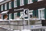 Sitz der Urner Kantonalbank in Bürglen. (Bild: Philipp Zurfluh, 10. Januar 2019)