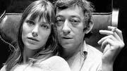 Skandalsong: Jane Birkin und Serge Gainsbourg.