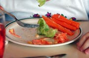 Der Entscheid des Stadtrats bezüglich Mittagstisch-Catering schmeckt den Grünen Prowil gar nicht. (Bild: Nana do Carmo)