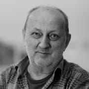 Bruno Arnold, Redaktionsleiter «Urner Zeitung»
