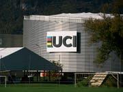 Der Radsport-Weltverband UCI hat sämtliche Weltmeisterschaften 2023 nach Glasgow vergeben (Bild: KEYSTONE/CHRISTIAN BEUTLER)